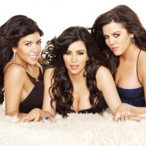Kim Kardashian pozeraním Sex Čierna kniha